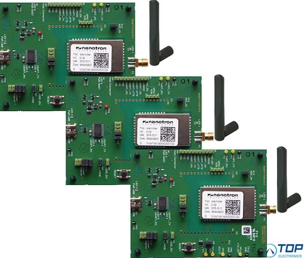 3x Swarmbee LE V2 DK+ board