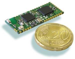 nanoLOC AVR Module