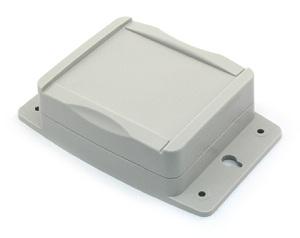 Plastic Wall-mount Enclosure, Grey, IP65