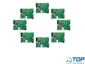 RTLS Integration Kit 8 nanoANQ boards V2