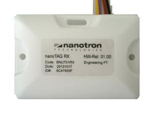nanoTAG RX RTLS Tag, IP67